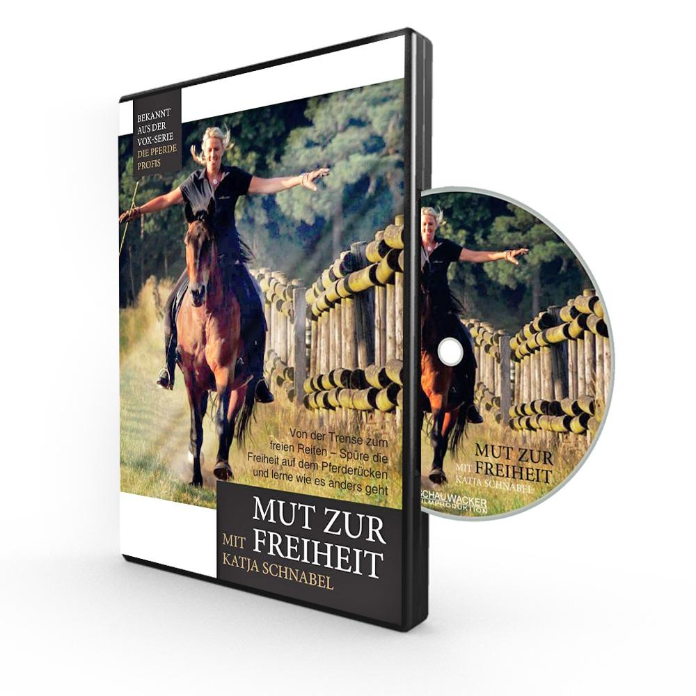 Katja Schnabel – Mut zur Freiheit DVD
